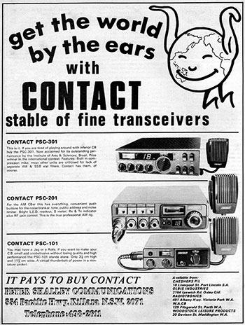 Contact Products 1979