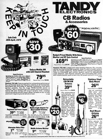 Realistic Products 1979