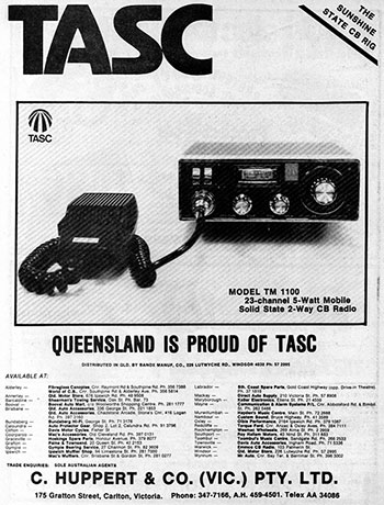 Tasc TM 1100 AM 1977
