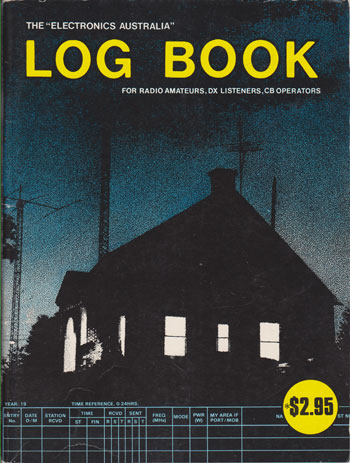 Electronics Australia Log Book