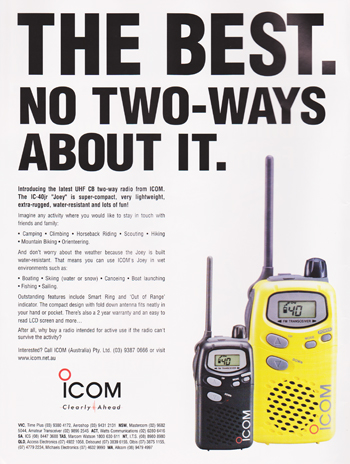 Icom IC-40jr