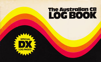 The Australian CB Log Book
