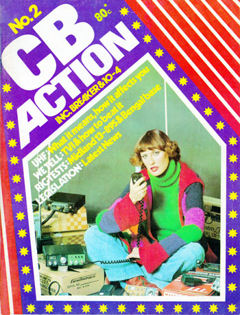 CB Action No.2 1977